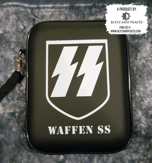 Waffen SS Dice Pouch Blitz and Peaces- Blitz and Peaces