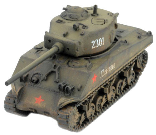 M4 76mm (M4A2 Sherman)