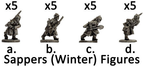 Sappers (Winter) Upgrade