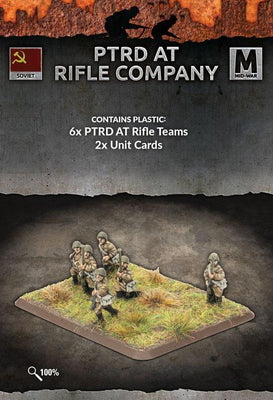 SU771 PTRD AT Rifle Company (Plastic) Battlefront- Blitz and Peaces