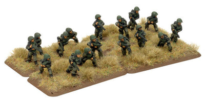 Engineer-Sapper Flamethrower Platoon
