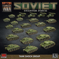 SUAB11 Soviet Tank Shock Group Battlefront- Blitz and Peaces