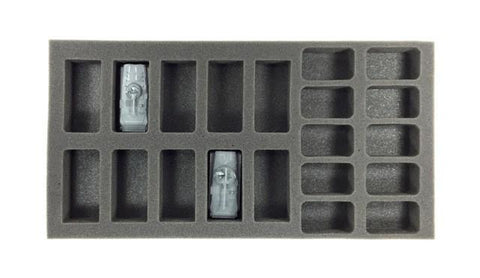 Flames of War Soviet Mechanized Infantry Foam Tray