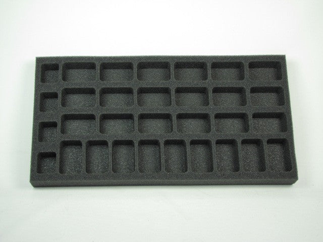 Flames of War Soviet Strelkovy and HMG or Mortar Companies Foam Tray (BFM) 15.5W x 8L x 1H