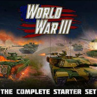 TYBX02 World War III: Team Yankee The Complete Starter Set Battlefront- Blitz and Peaces