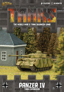 TANKS05 German Panzer IV Tank Expansion Battlefront- Blitz and Peaces