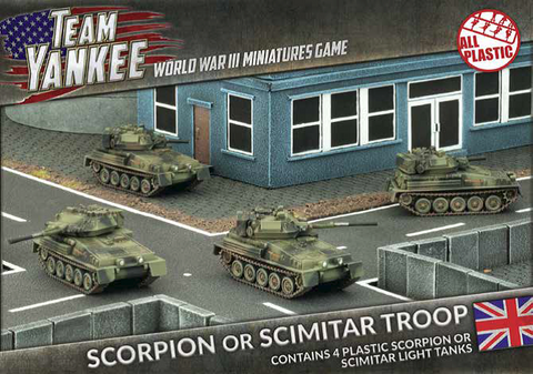 TBBX03 Scorpion or Scimitar Troop (Plastic)