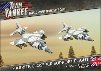 TBBX09 Harrier Close Air Support Flight Battlefront- Blitz and Peaces