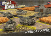 TBBX12 Warrior Platoon (Plastic) Battlefront- Blitz and Peaces