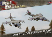 TBBX15 Harrier Close Air Support Flight (Plastic) Battlefront- Blitz and Peaces