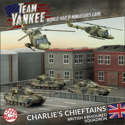 TBRAB2 Charlie's Chieftains (Plastic Army Deal) - 2017 Battlefront- Blitz and Peaces
