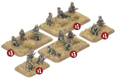 TCA702 Mechanised Platoon Battlefront- Blitz and Peaces