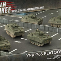 TDBX02 YPR-765 Platoon Battlefront- Blitz and Peaces