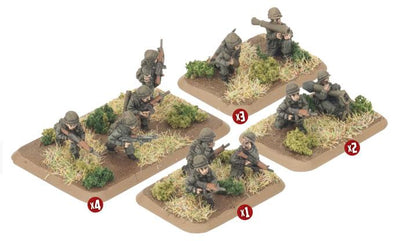 TDU702 Armoured Infantry Platoon Battlefront- Blitz and Peaces