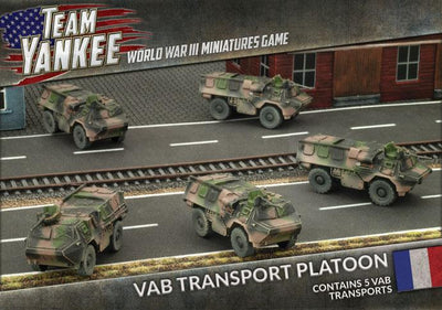 TFBX03 VAB Transport Platoon Battlefront- Blitz and Peaces