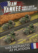 TFBX04 VAB Mephisto Anti-tank Platoon Battlefront- Blitz and Peaces