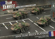 TFBX05 AMX-10RC Recce Platoon Battlefront- Blitz and Peaces