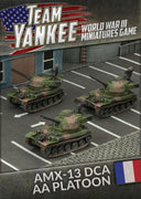 TFBX07 AMX-13 DCA AA Platoon Battlefront- Blitz and Peaces