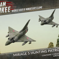 TFBX09 Mirage 5 Hunting Patrol Battlefront- Blitz and Peaces