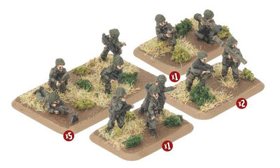 TFR702 Infantry Platoon Battlefront- Blitz and Peaces