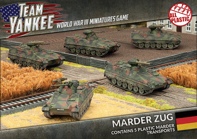 TGBX02 Marder Zug (Plastic) Battlefront- Blitz and Peaces