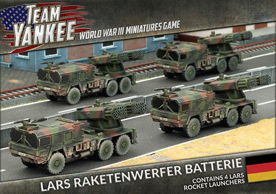TGBX11 Raketenwerfer Batterie Battlefront- Blitz and Peaces
