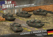 TGBX14 Leopard 1 Panzer Zug Battlefront- Blitz and Peaces