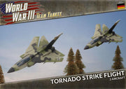 TGBX15 Tornado Strike Flight (Plastic) Battlefront- Blitz and Peaces