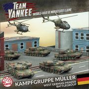 TGRAB1 Kampfgruppe Müller - West German Panzer Battlegroup (OOP)