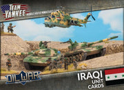 TIQ901 Iraqi Card Pack Battlefront- Blitz and Peaces