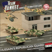 TIQAB01 Hussain's Republican Guard Battlefront- Blitz and Peaces