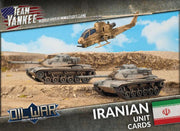 TIR901 Iranian Card Pack Battlefront- Blitz and Peaces