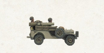TIS120 Jeep (TOW) Platoon Battlefront- Blitz and Peaces