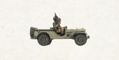 TIS121 Recce Jeep Platoon Battlefront- Blitz and Peaces