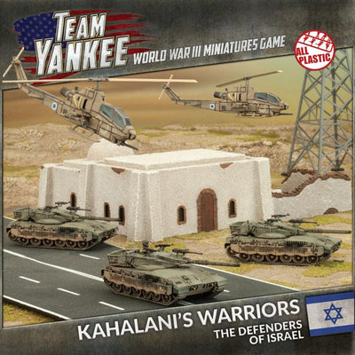 TISAB01 Kahalani's Warriors Battlefront- Blitz and Peaces