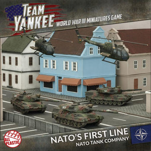TNAAB1 NATO's First Line (Plastic Army Deal) Battlefront- Blitz and Peaces