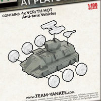 TQBX02 VCR/TH HOT Anti-tank Platoon Battlefront- Blitz and Peaces