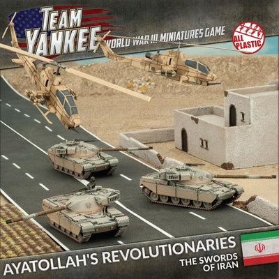 TRNAB01 Ayatollah's Revolutionary Guard Battlefront- Blitz and Peaces
