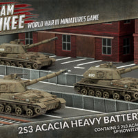 TSBX17 2S3 Acacia Heavy SP Howitzer Battery Battlefront- Blitz and Peaces
