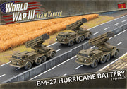 TSBX26 BM-27 Hurricane Battery (x3)