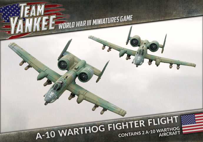 TUBX06 A-10 Warthog Fighter Flight