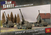 TWBX01 DANA SP 152mm Artillery Battery Battlefront- Blitz and Peaces