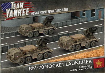 TWBX02 RM70 Rocket Launcher Battery Battlefront- Blitz and Peaces