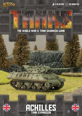 TANKS30 British Achilles Tank Expansion