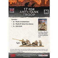 BBX41 17 pdr Anti-tank Troop (Plastic)