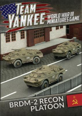 TSBX10 BRDM-2 Recon Platoon Battlefront- Blitz and Peaces