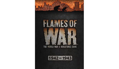 Flames of War Rulebook (4th Edition Mid War)