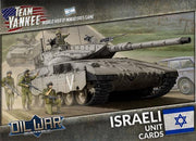 TIS901 Israeli Card Pack Battlefront- Blitz and Peaces