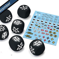 WOT33 Tank Ace Dice & Decals