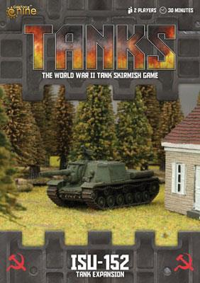 TANKS13 Soviet ISU152 Tank Expansion